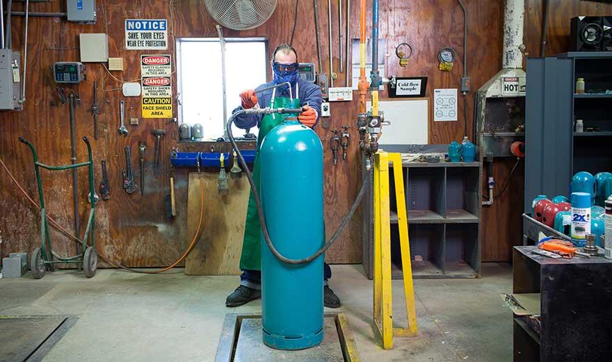 Cylinder-filling-Step-1