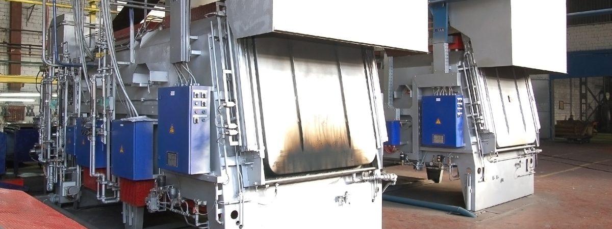 Ammonia – Heat Treatment